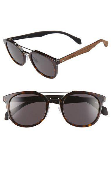51mm retro sunglasses