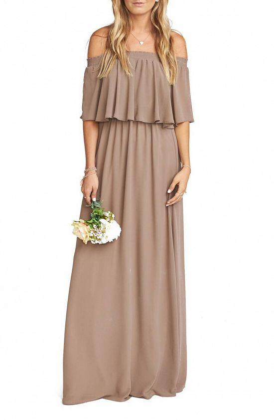 Hacienda Convertible Gown