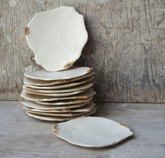 Small Plates - Set of 4