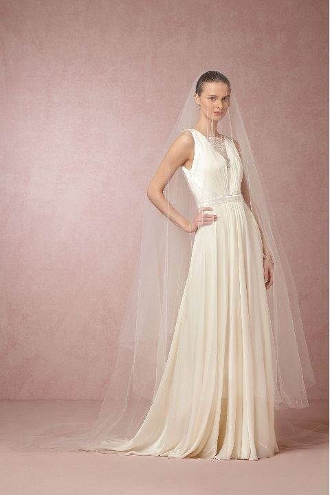 Athena Cathedral Veil