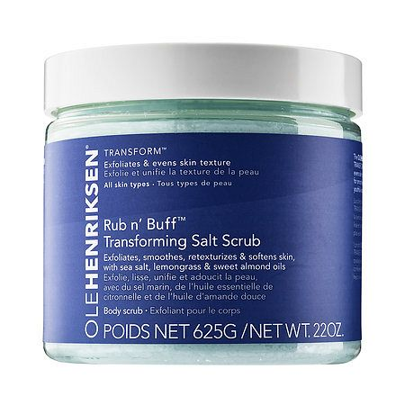 Rub N Buff Transforming Salt Scrub