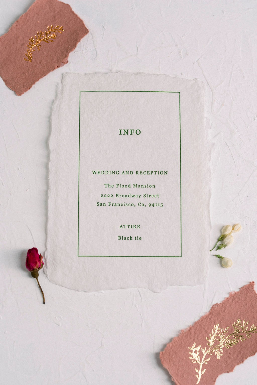 how much is wedding stationery