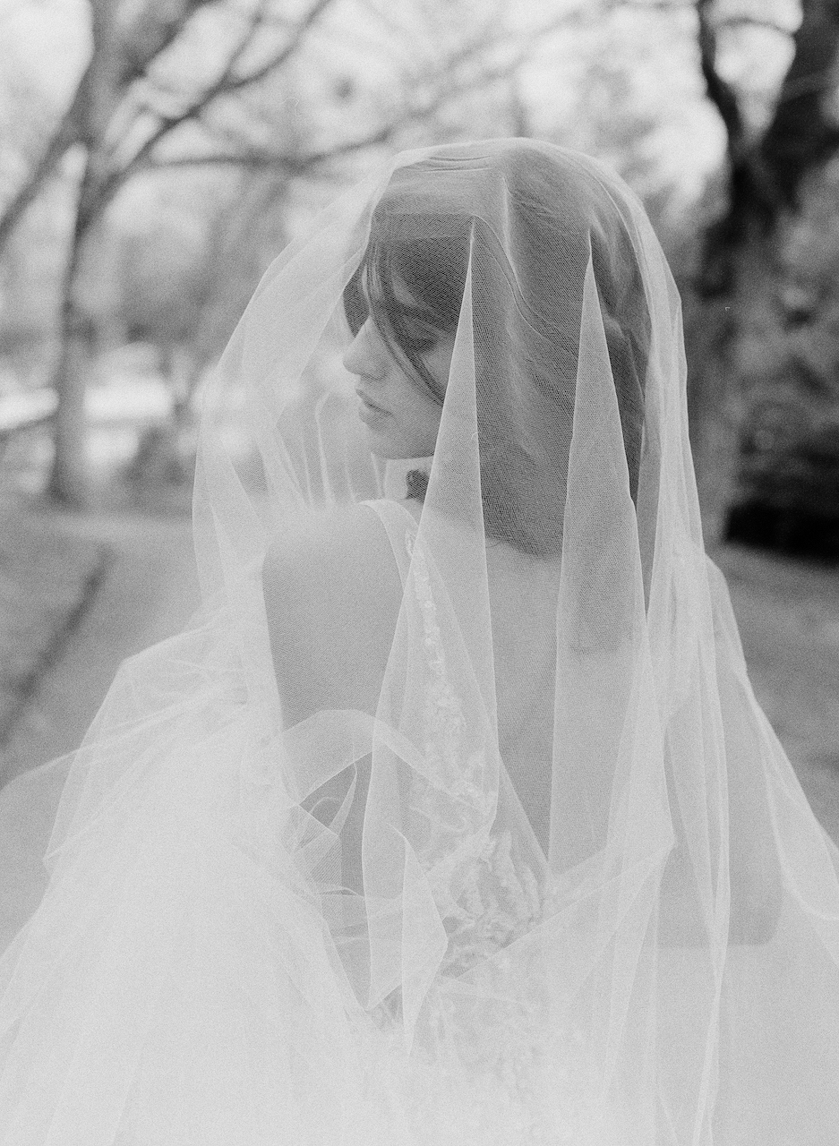 Bridal Veils : What is the Right Style for You?
