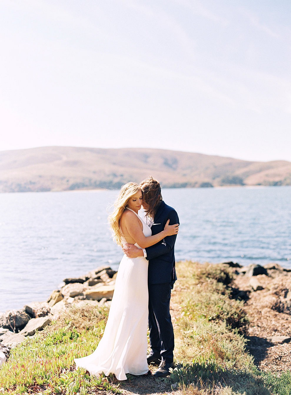 Lauren and Chris' Laid Back Outdoor Wedding