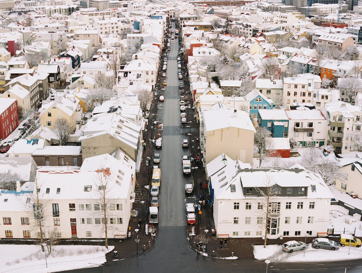 Reykjavik City - Iceland - Brumley & Wells