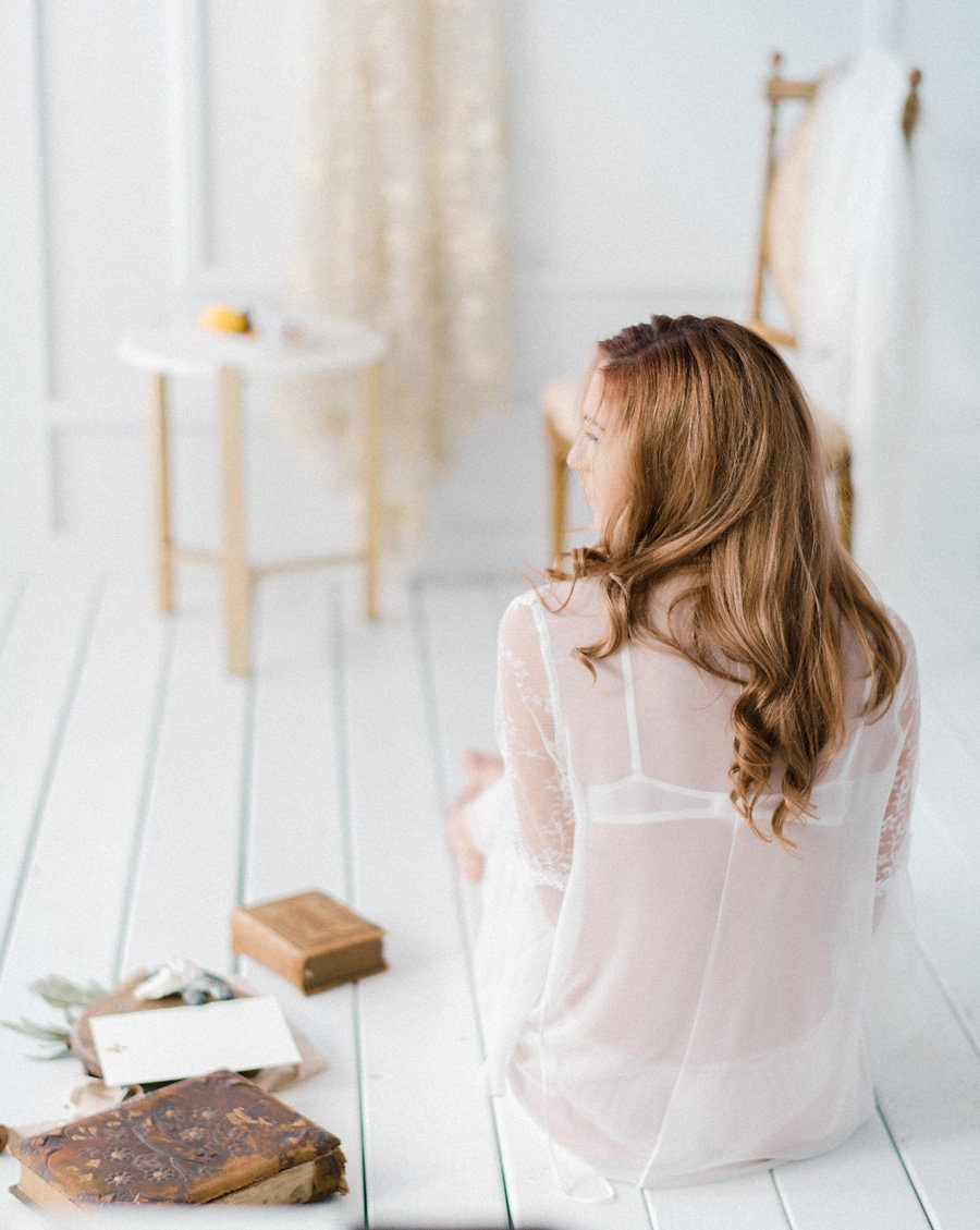 Soaking in the Morning of your Wedding