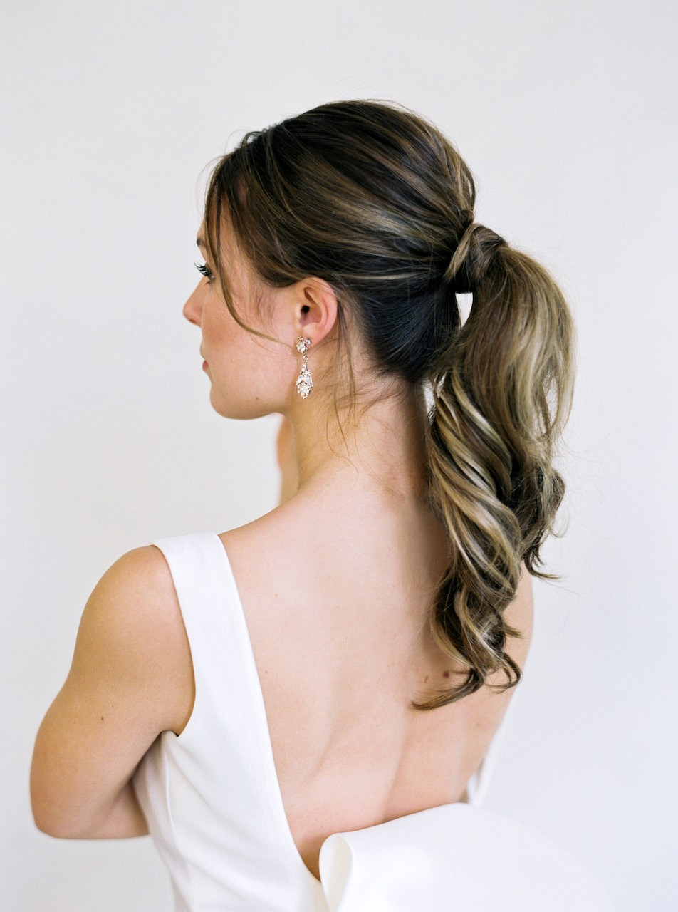 5 Bridal Hairstyles for the Modern Bride