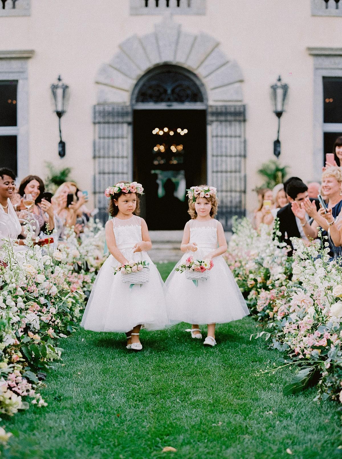 villa balbiano wedding