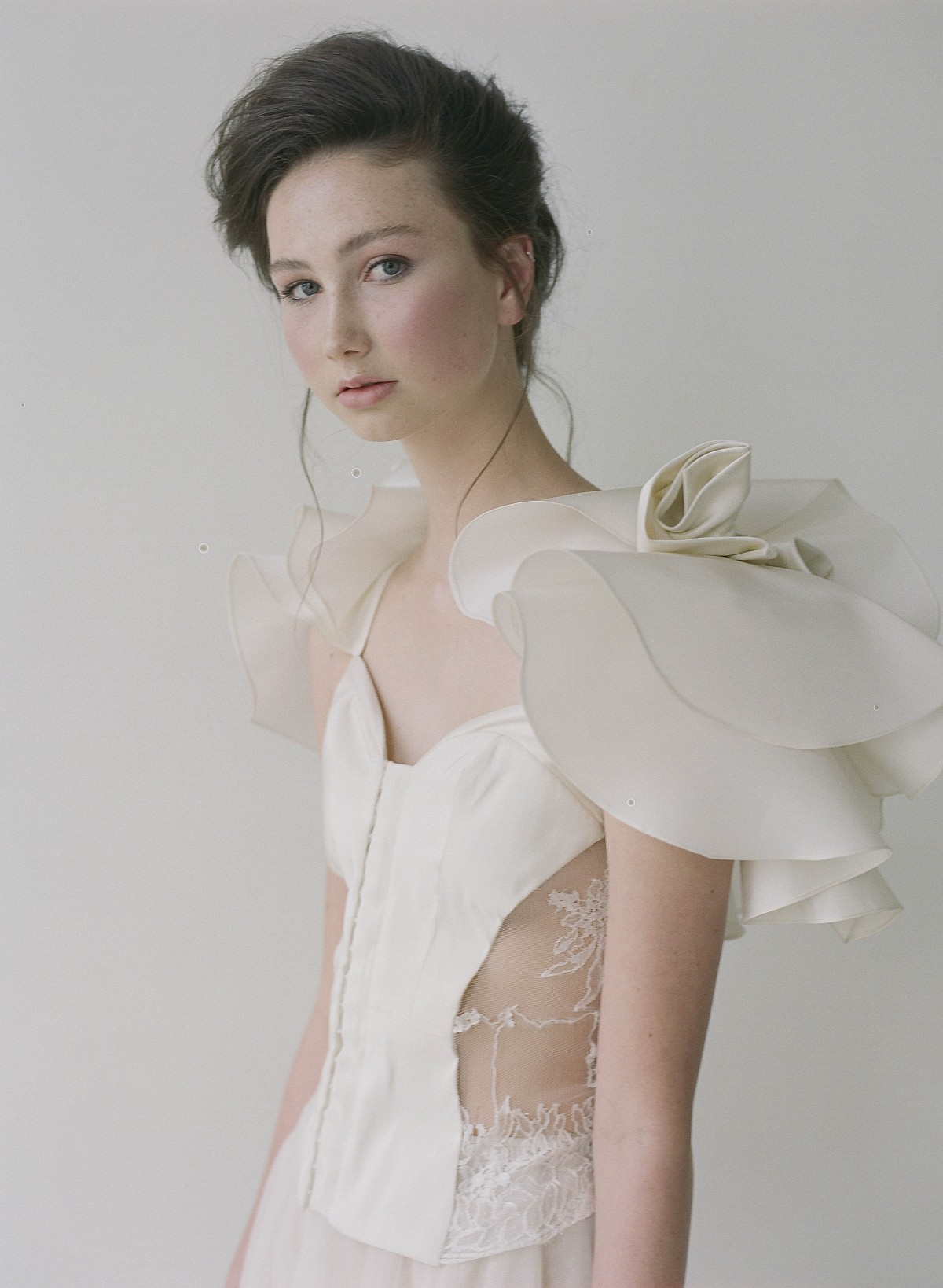 Haute Couture Naeem Khan & Galia Lahav Bridal Looks