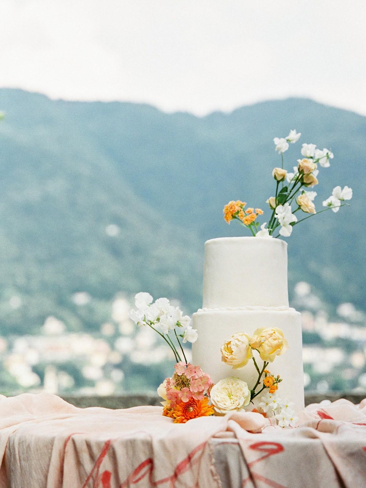 Full Bloom Bridal in Lake Como