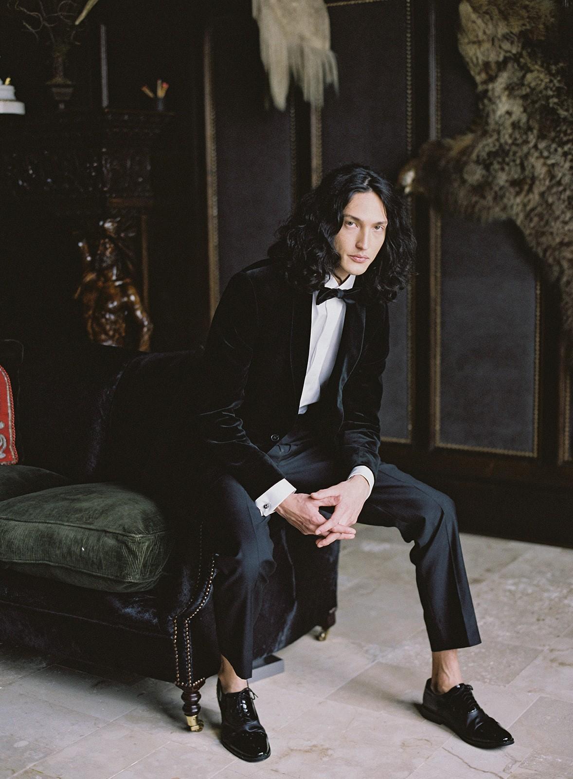 Written Desires - An Elegant & Luxurious Editorial at Dover Hall Estate