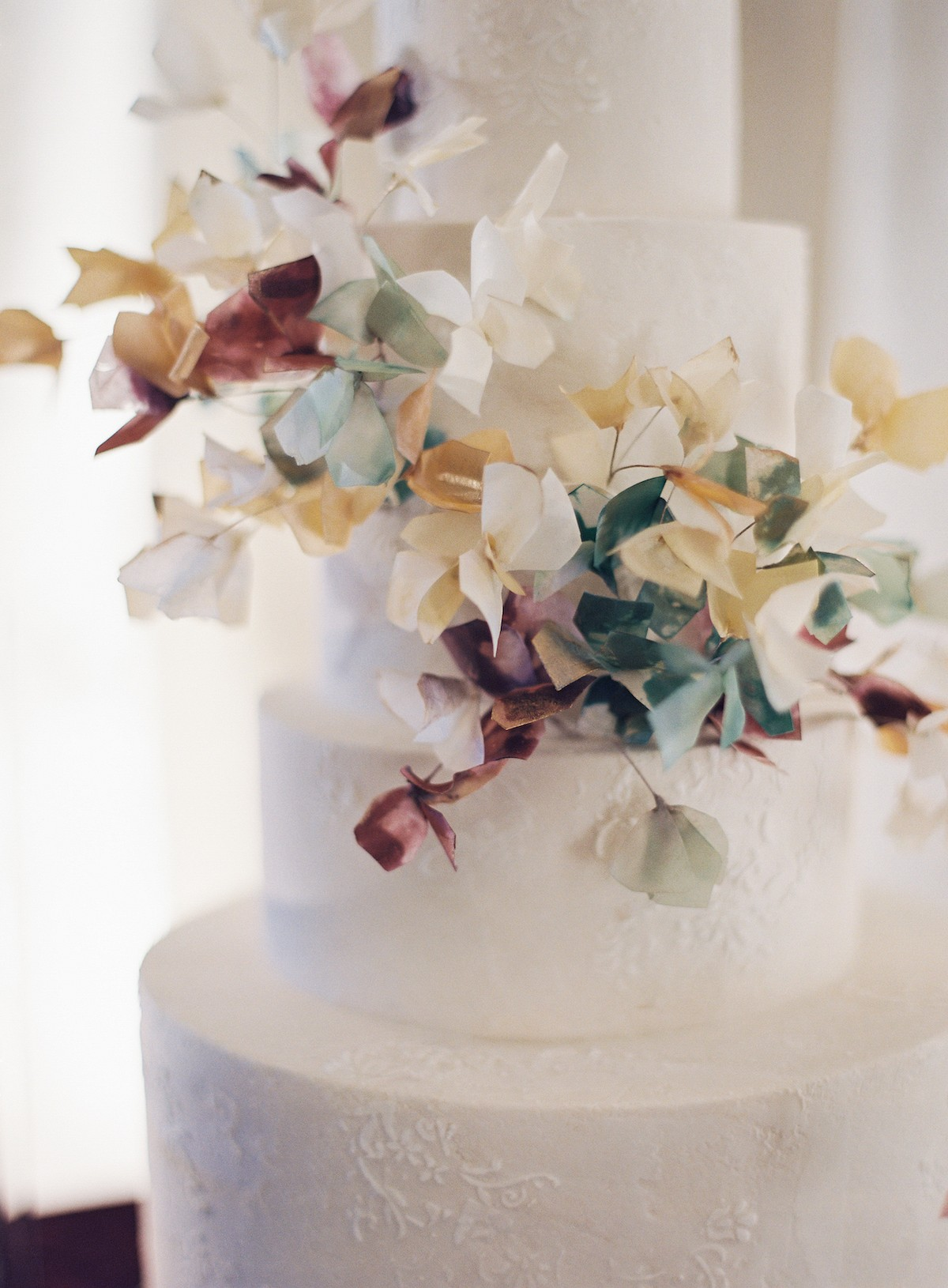 Laguna Beach Wedding With The Most Colorful Floral Aisle You've Ever Seen!