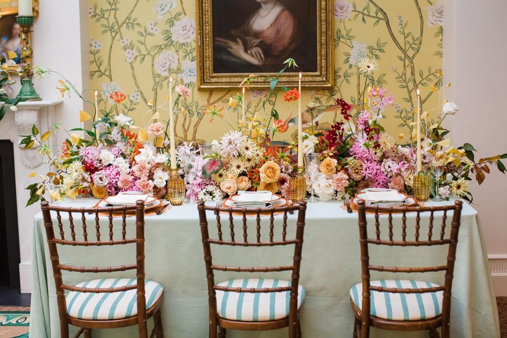 cake floral ideas