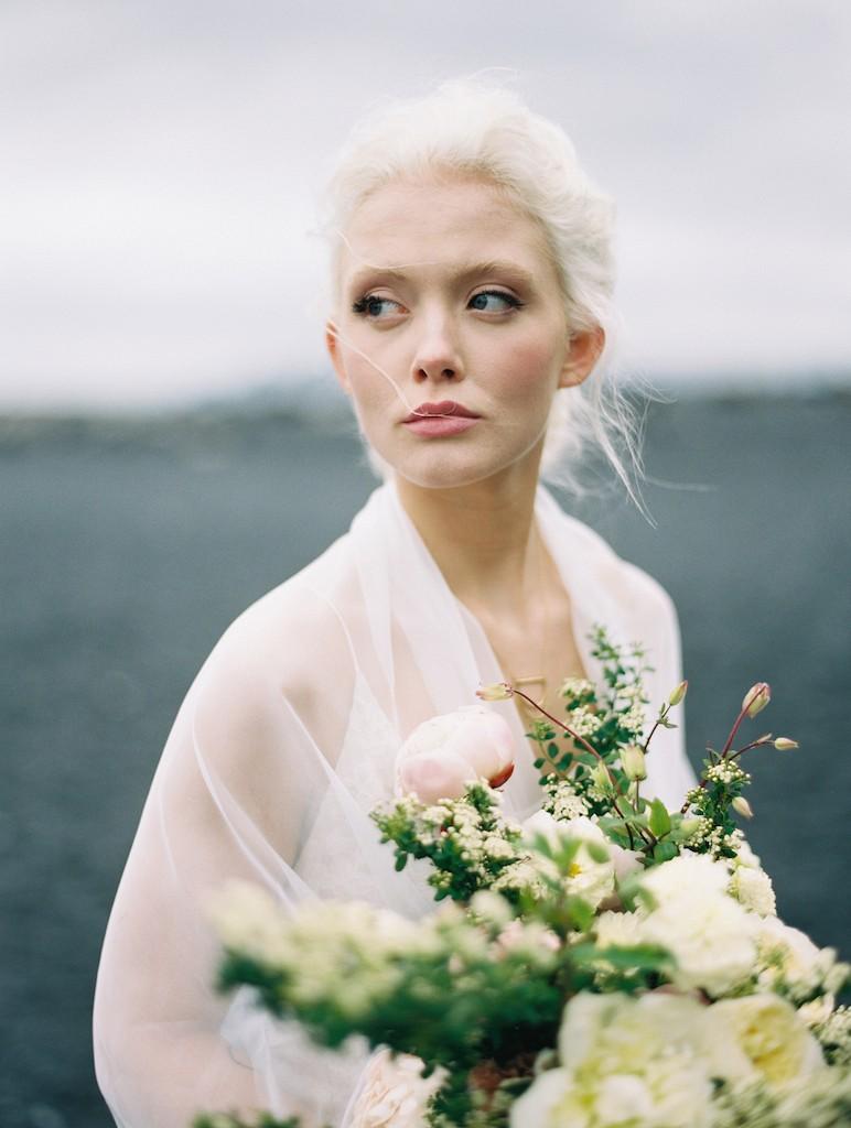 Wabi Sabi Icelandic Wedding Inspiration from Reckless North