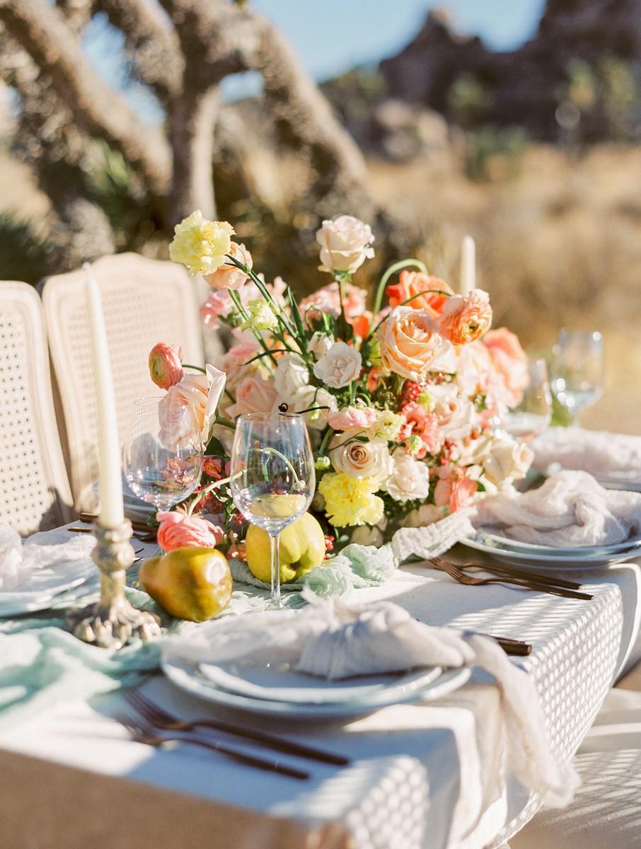 Joshua Tree wedding ideas