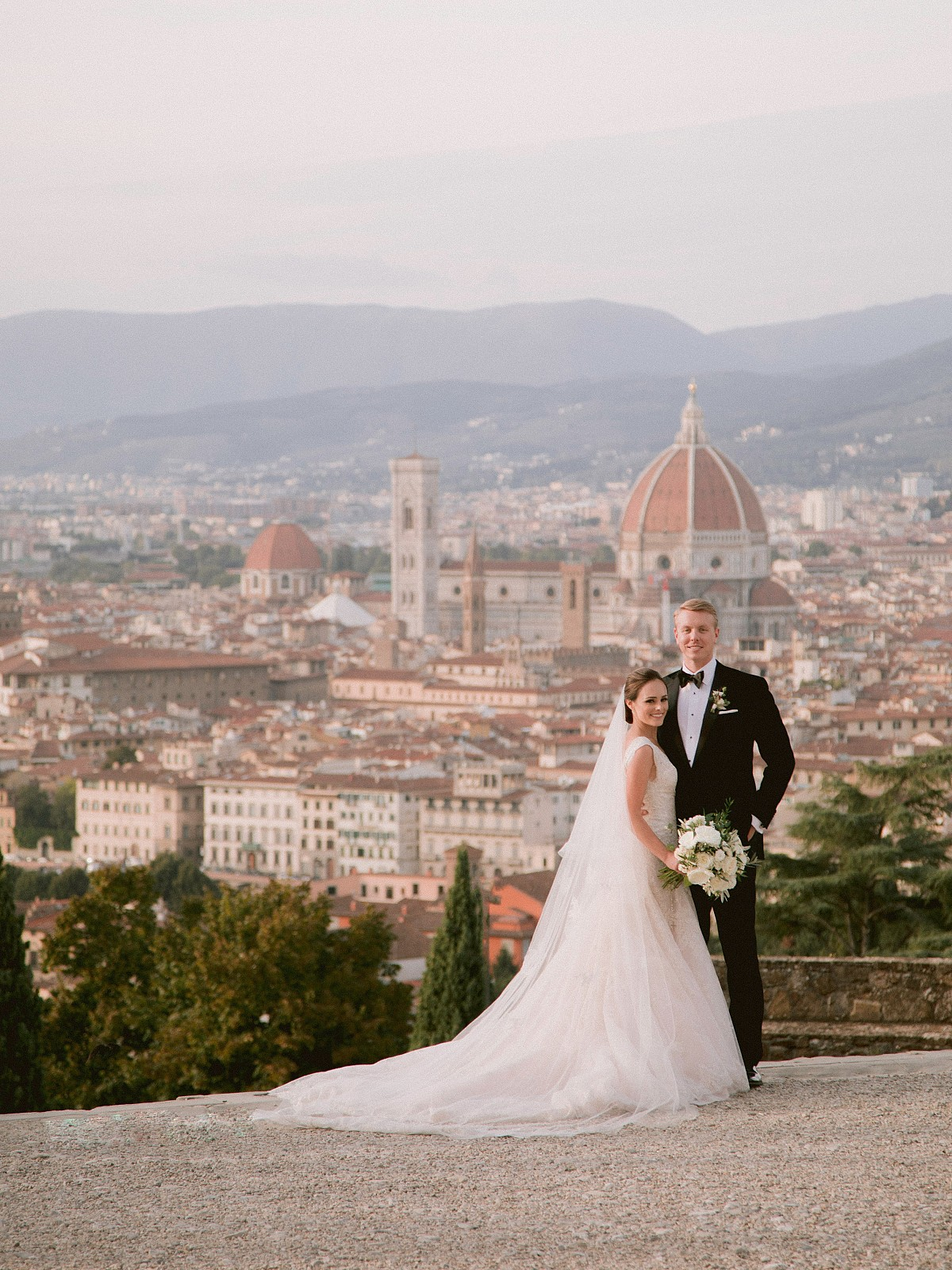 How to Plan a Tuscany Wedding from the USA