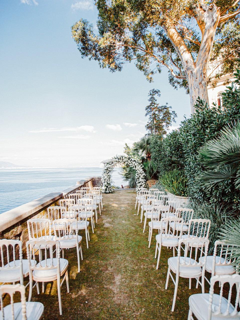 Two Day Amalfi Coast Wedding at Villa Astor