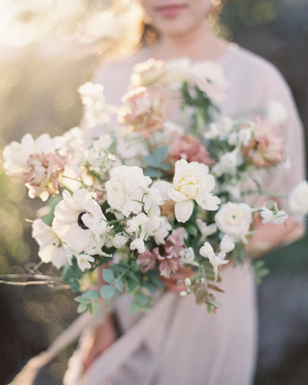 Earthy wedding bouquets