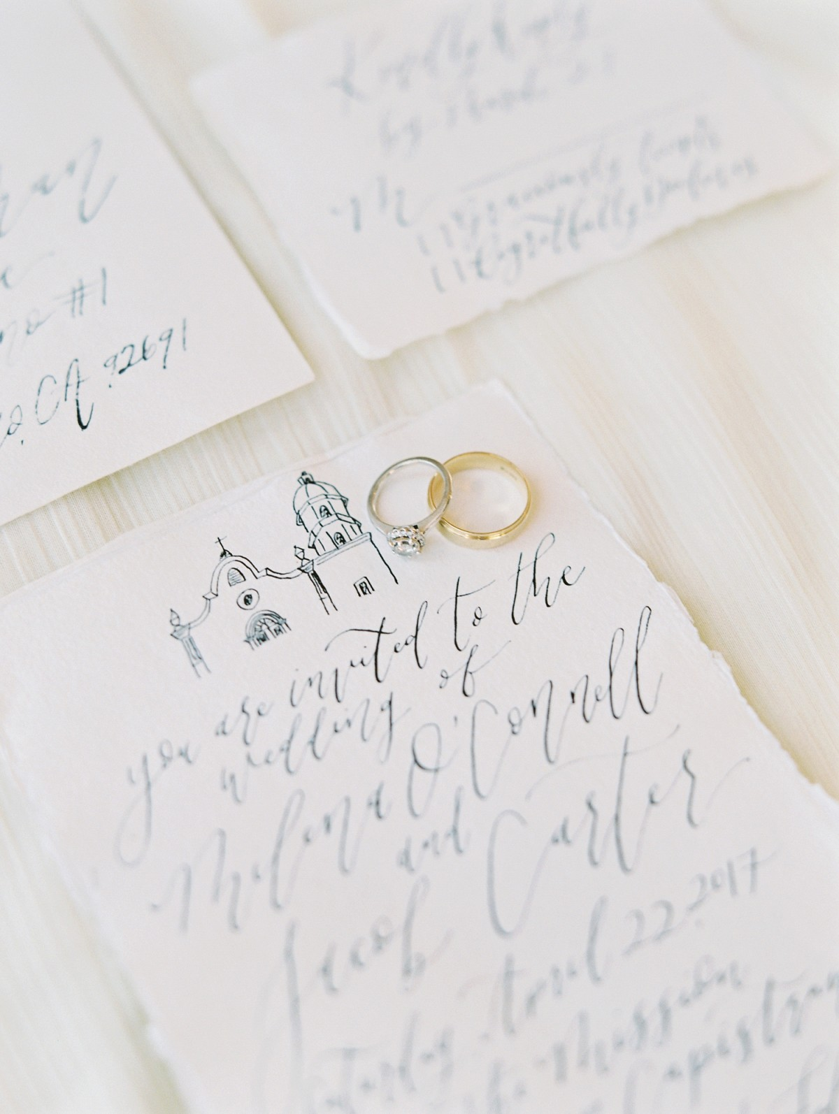 A Rustic, yet Refined Elopement at Mission San Juan Capistrano