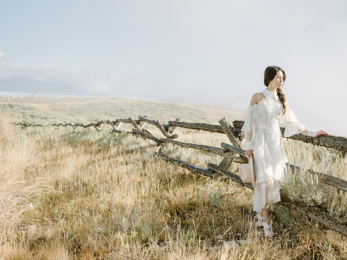 New Frontiers - High Fashion in Jackson Hole
