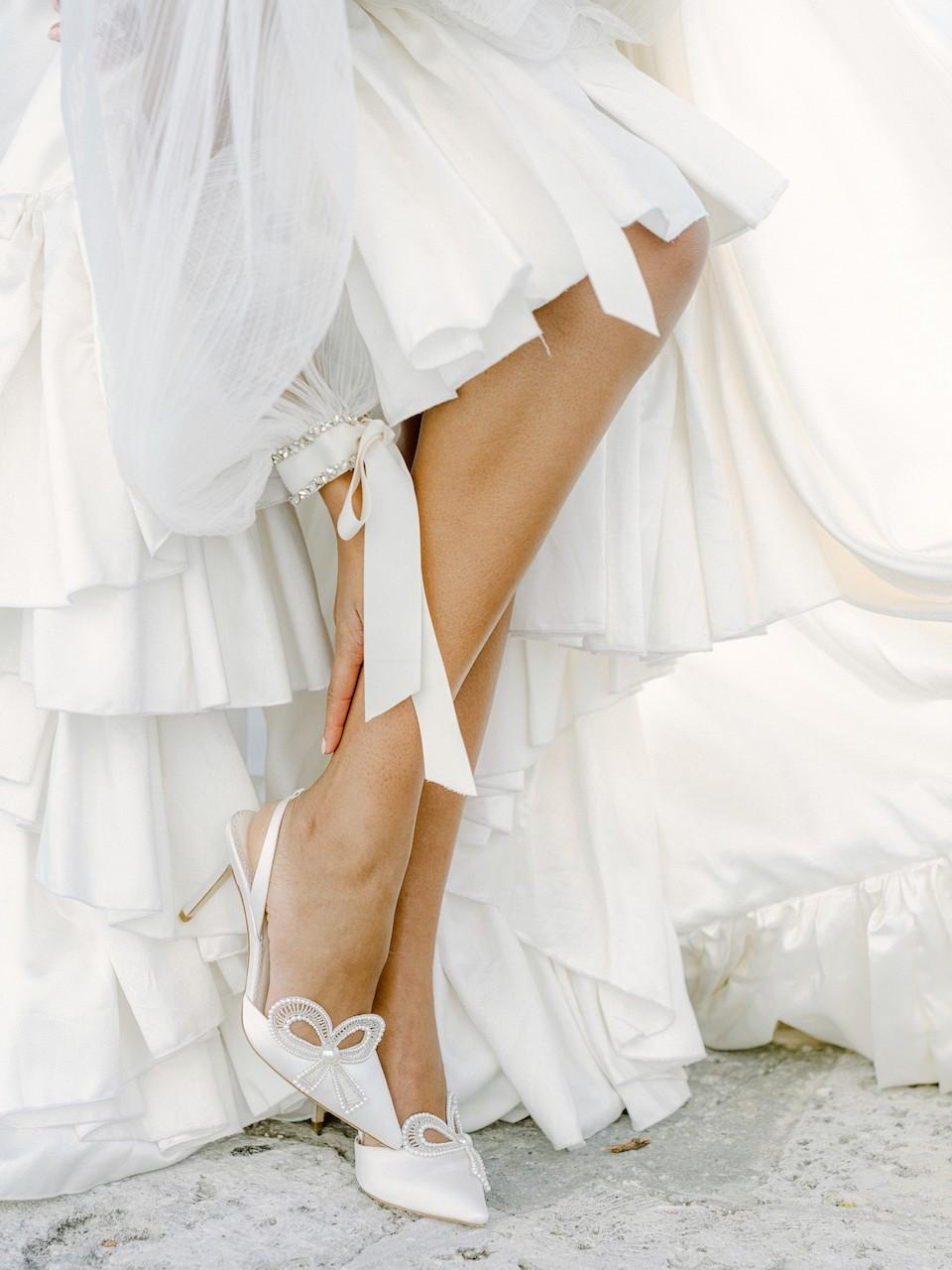 Brand New Bella Belle Wedding Shoe Collection - Metamorphosis
