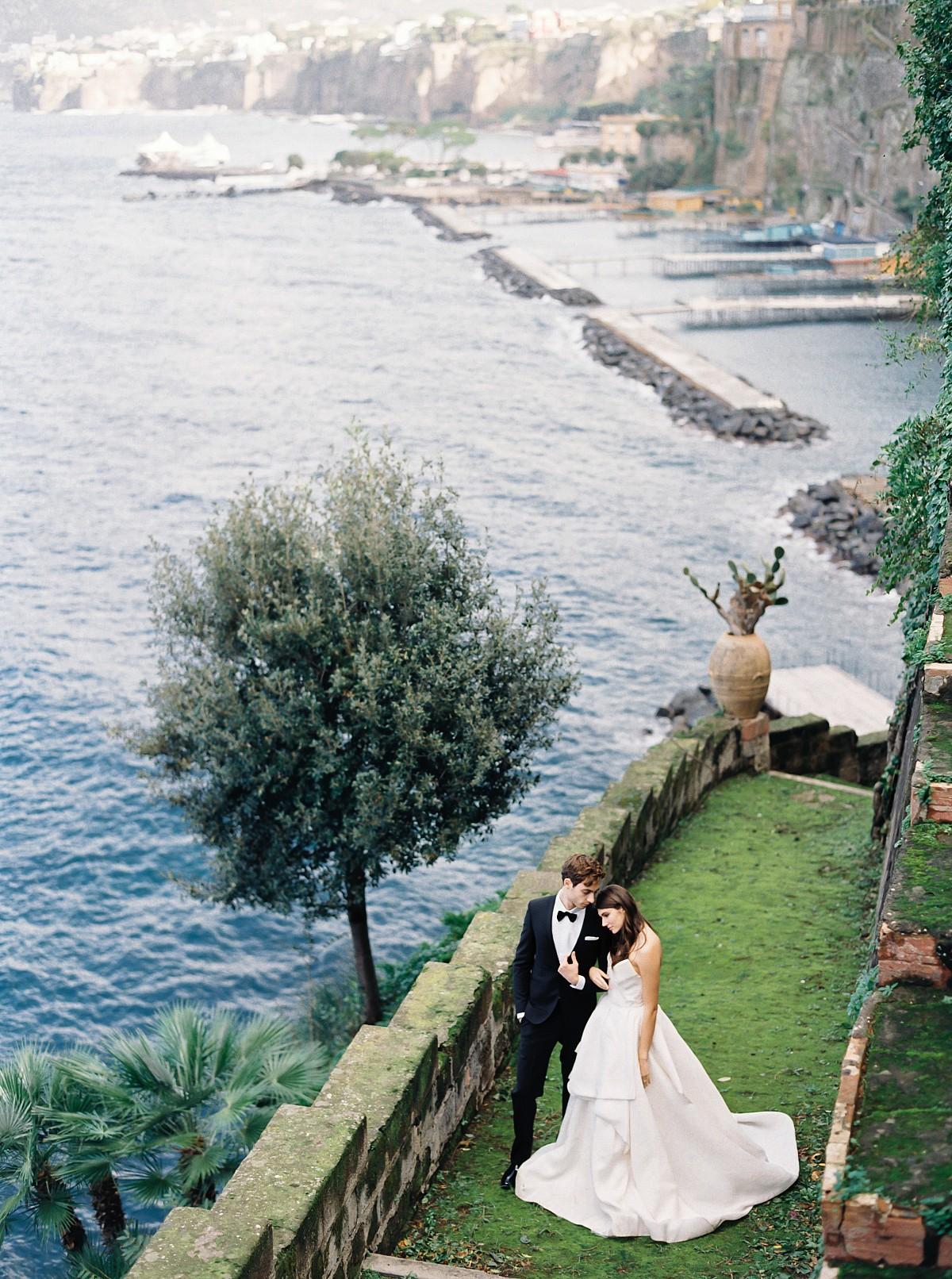 Amalfi wedding venue - Villa Astor