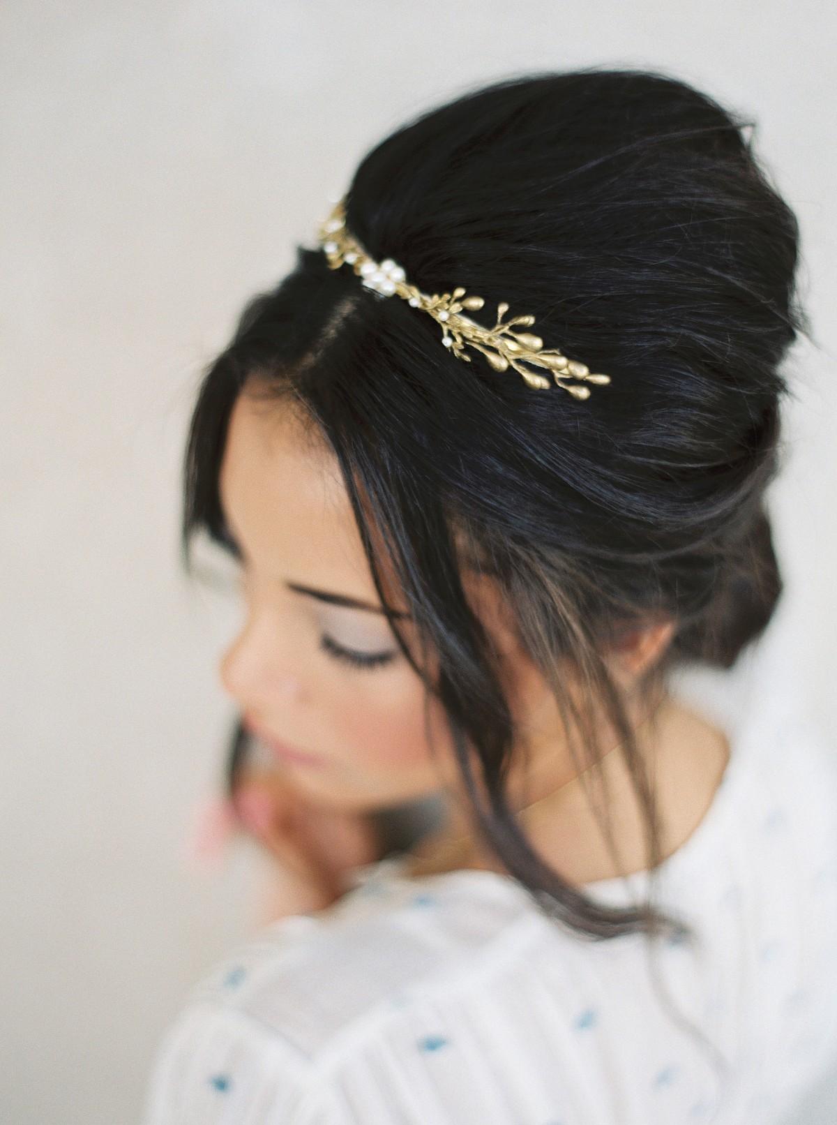 Pensive Bridal Morning