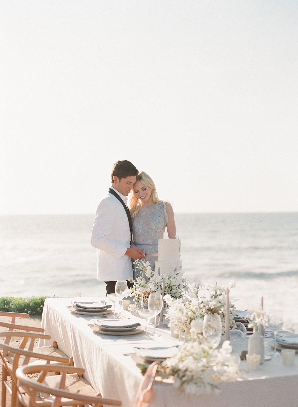 Small Wedding Reception Ideas - Lost Coast Photography
