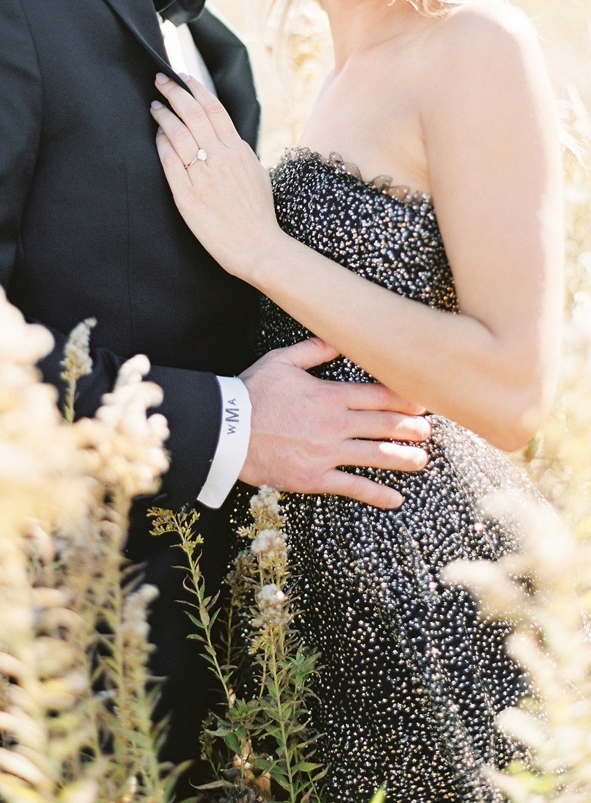What to wear for a Fall Engagement Session