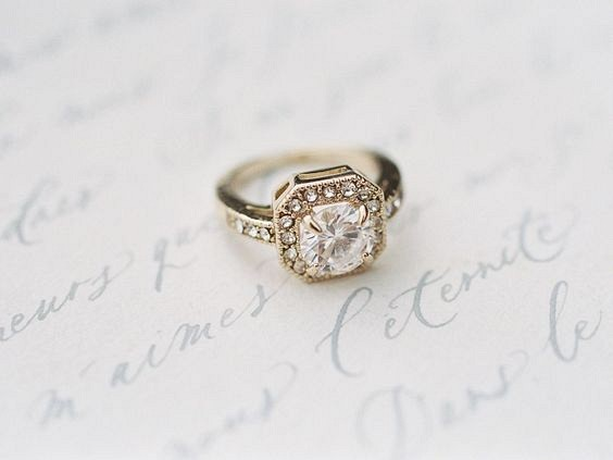 engagement ring ideas for a modern bride
