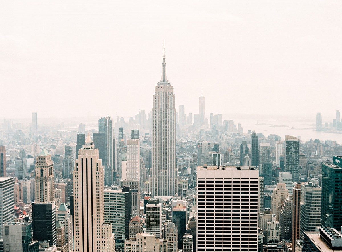 Top of the Rock by Amy Mulder