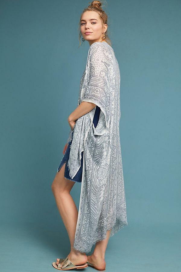 Kimono - honeymoon buys - Wedding Sparrow fine art wedding blog