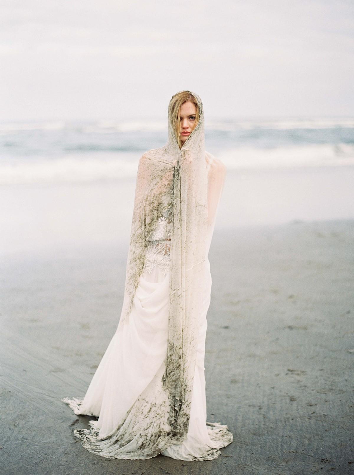 Passionate Oregon Coastline Wedding Inspiration