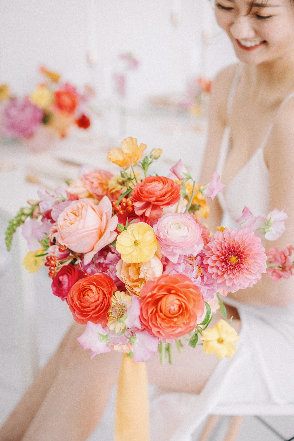 8 Bouquets for a Summer Wedding