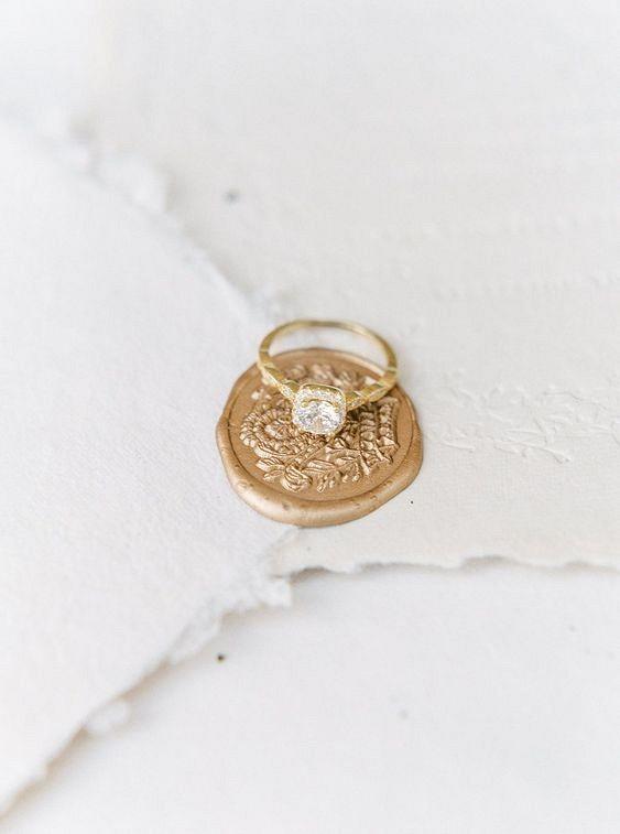 unique engagement ring ideas