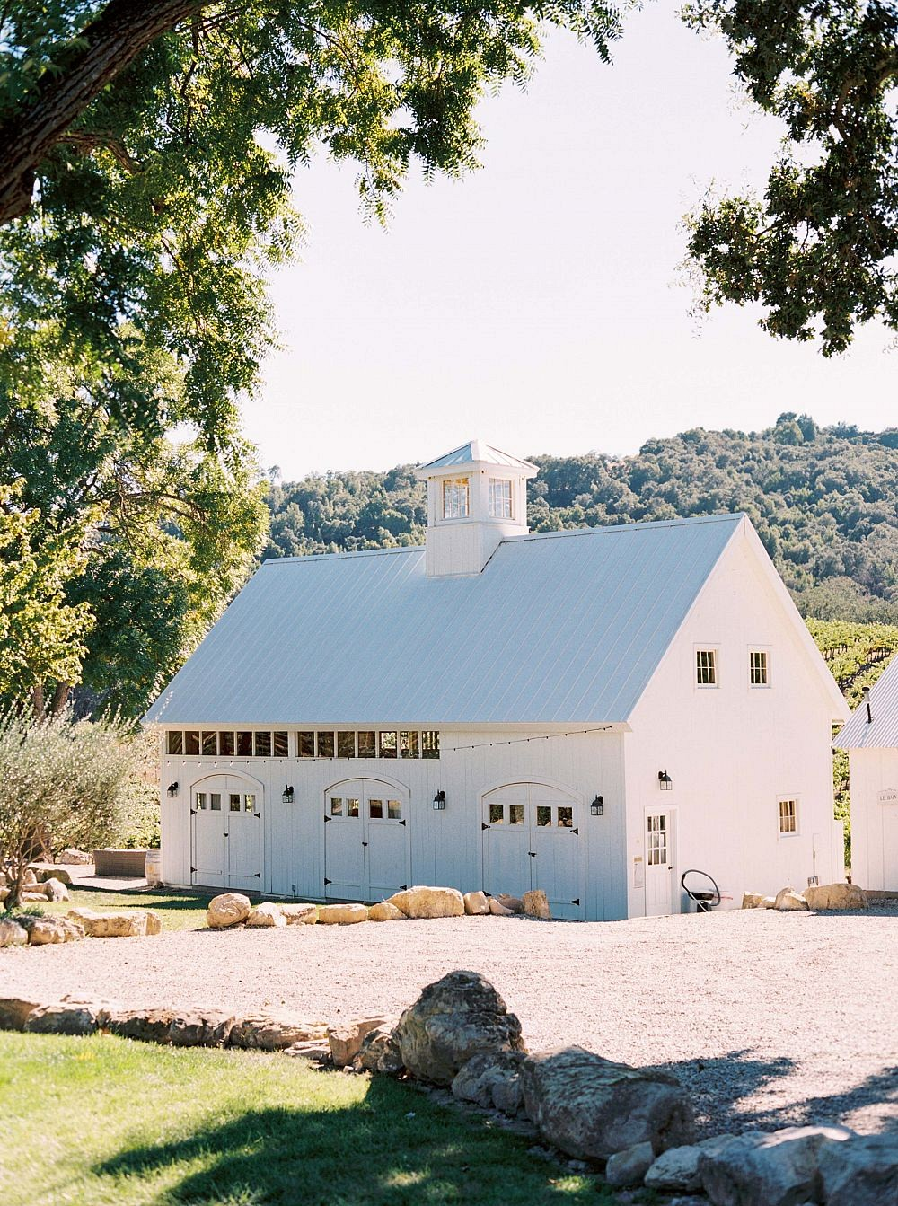 Hammersky Vineyard wedding venue in California