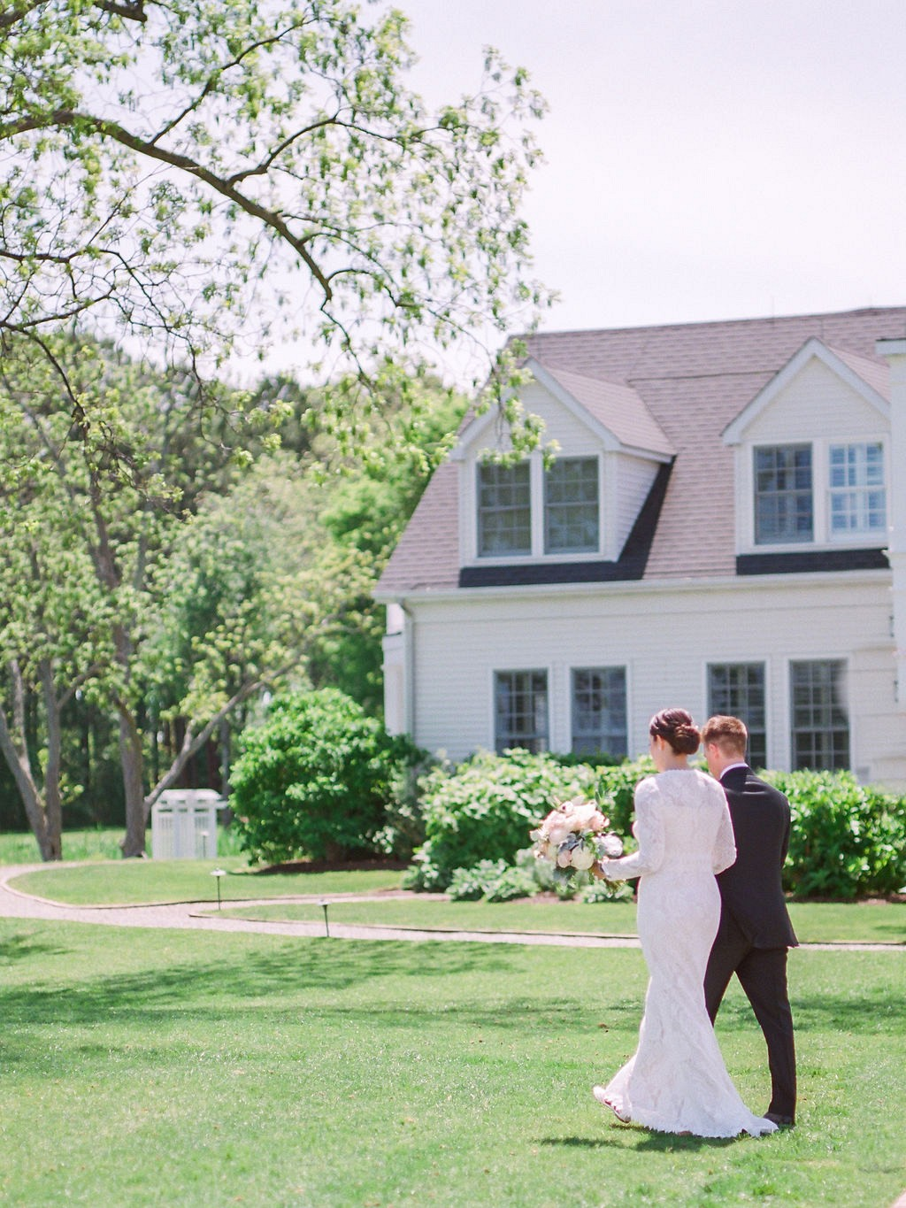 This East Coast Wedding is The Epitome of Elegance