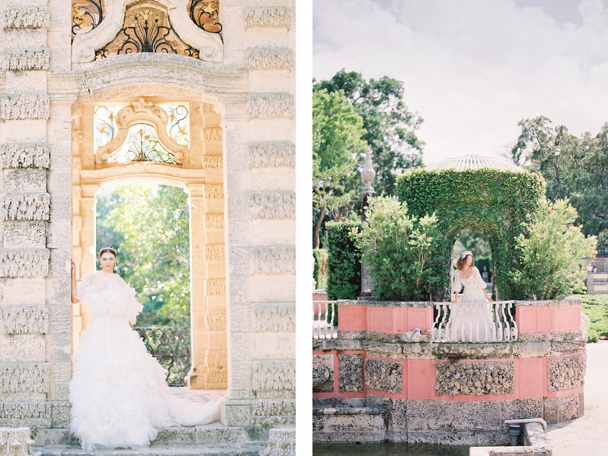 Vizcaya Museum and Gardens by Amy Mulder