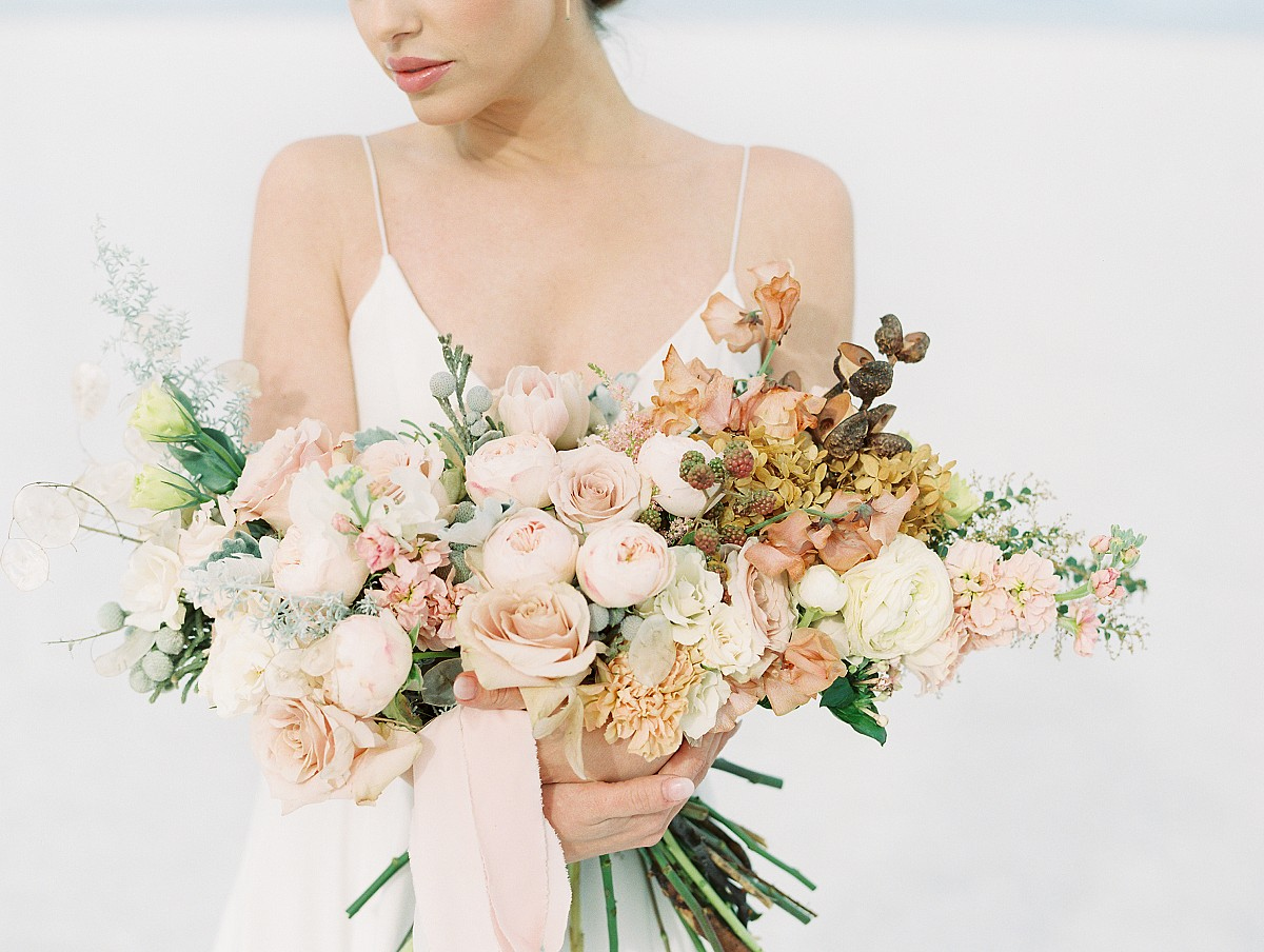 Fine Art style bouquets