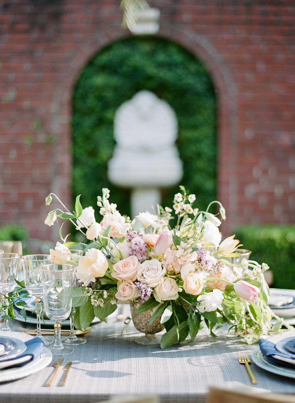 Fresh Spring Wedding Inspiration from Amanda Watson Workshops