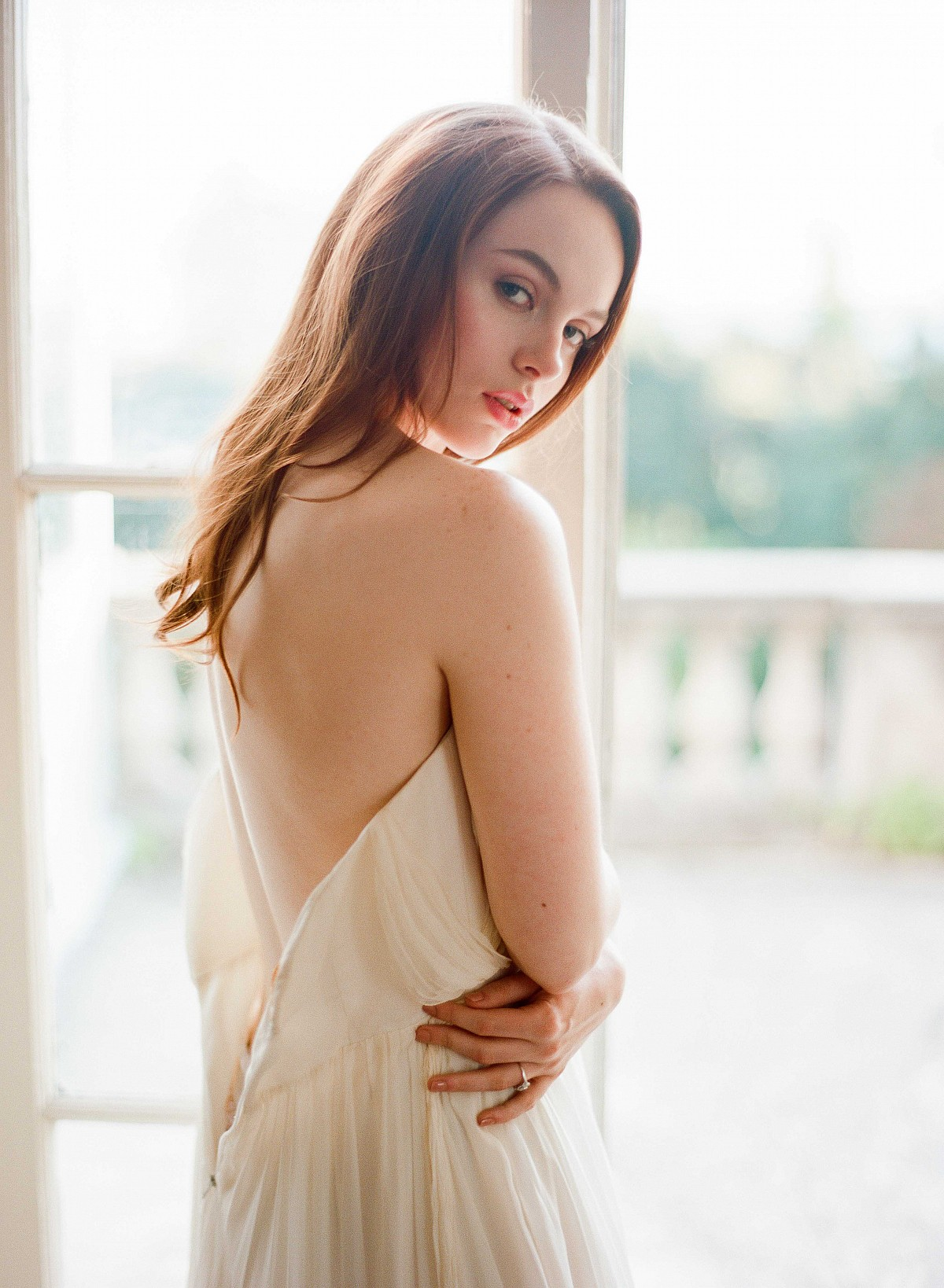 Ethereal Boudoir, Engagement, and Bridals from Gather and Grow Workshop