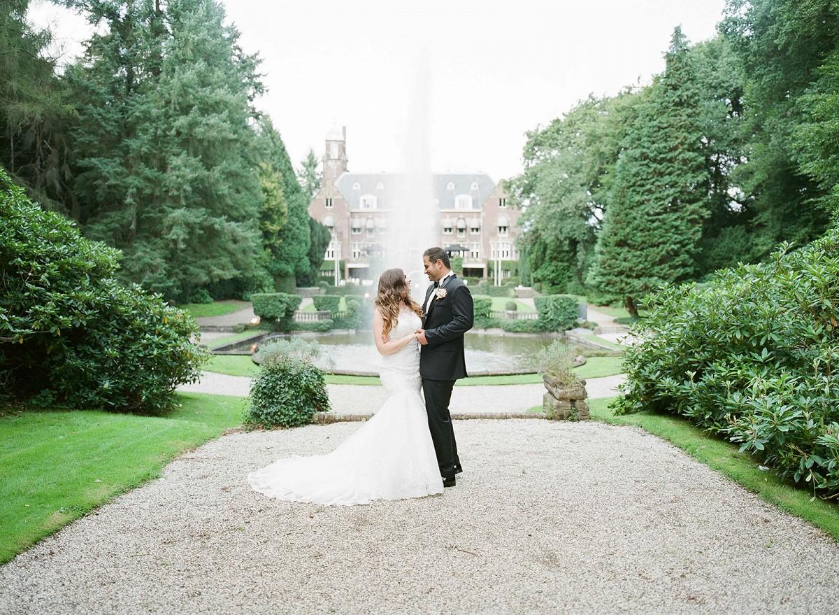 Castle Wedding for a Dubai Couple