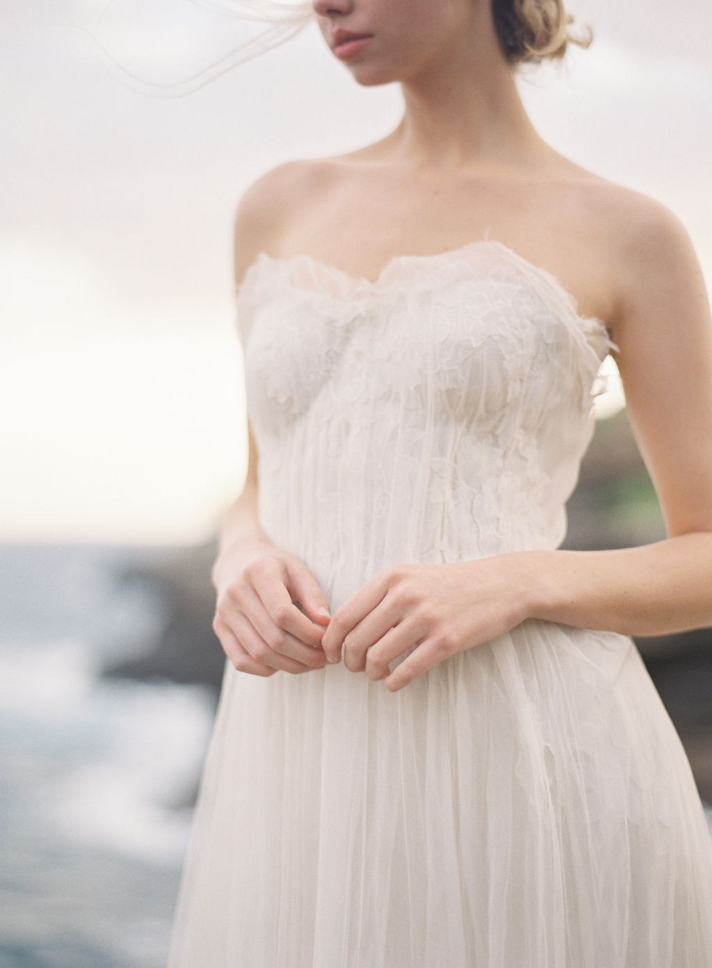 Wild Coastal Wedding Inspiration in Hawaii