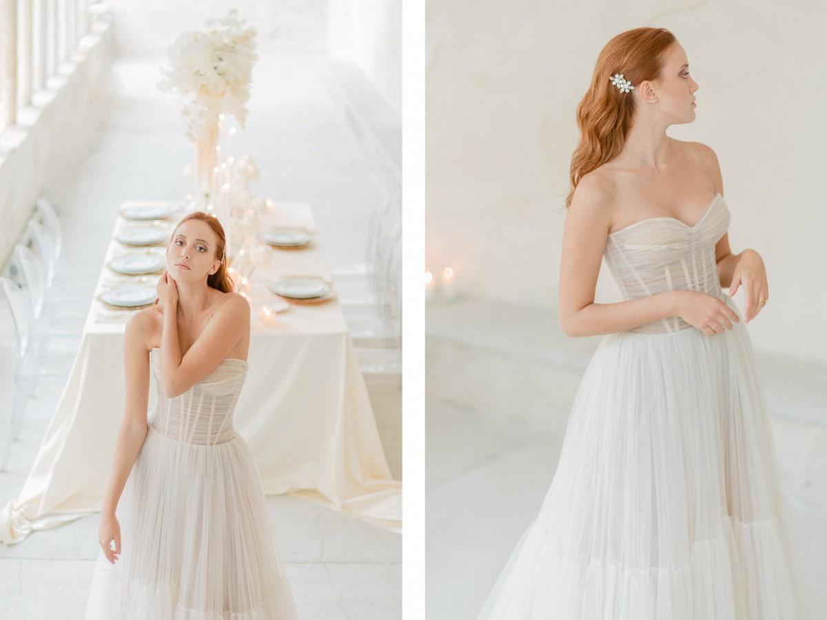 Shades of White - Bridal Inspiration in Amalfi Coast