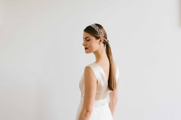 Andrea Hawkes Luxury Bridal Gowns on Wedding Sparrow