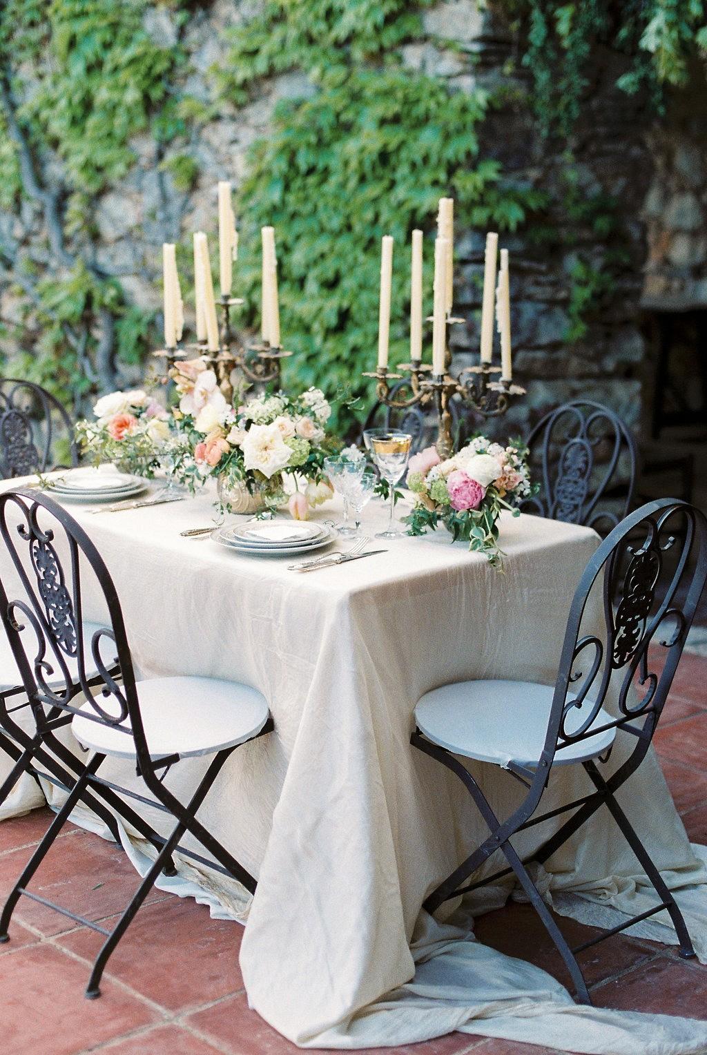 Aristocratic Barcelona Wedding Ideas