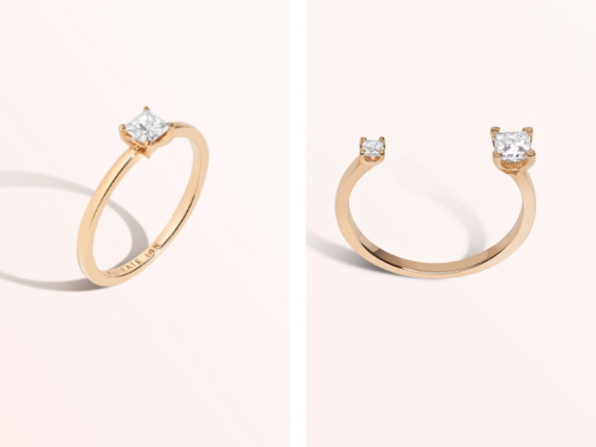 Au Rate jewelry - engagement rings