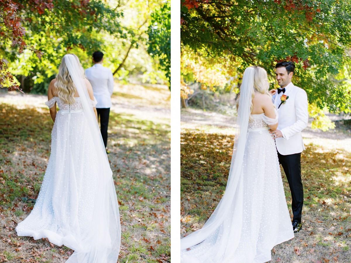Intimate Real Wedding in Australian Wine Region