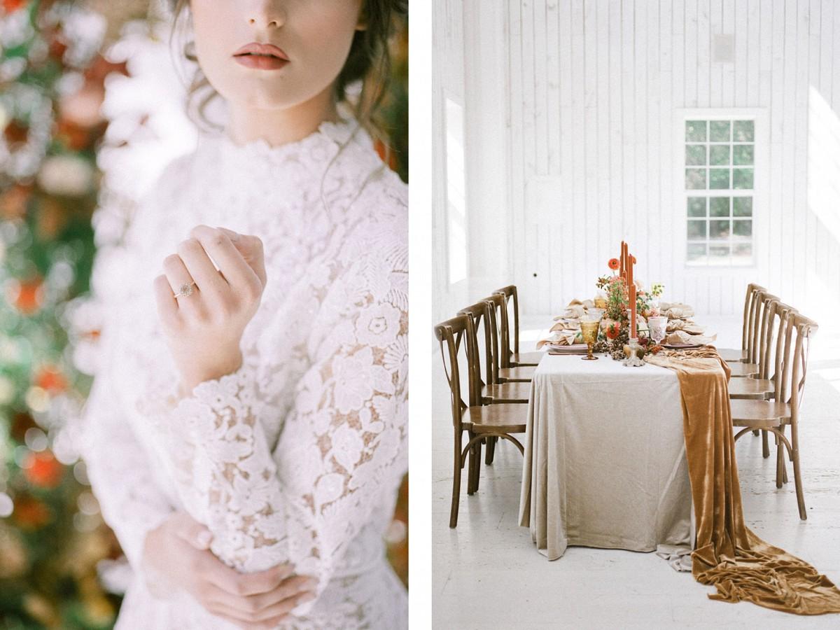 Warm, Rich, Autumnal Wedding Ideas