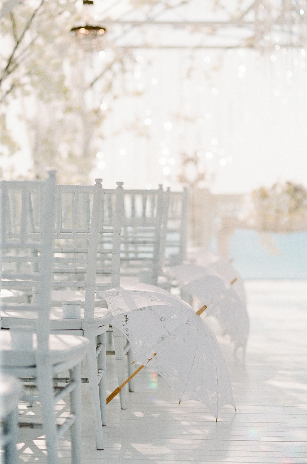 Opulent Wedding in Bali overlooking the Sea